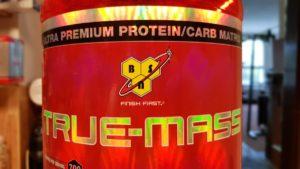 True-Mass protein
