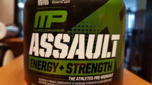 MP Assault fitness doplněk