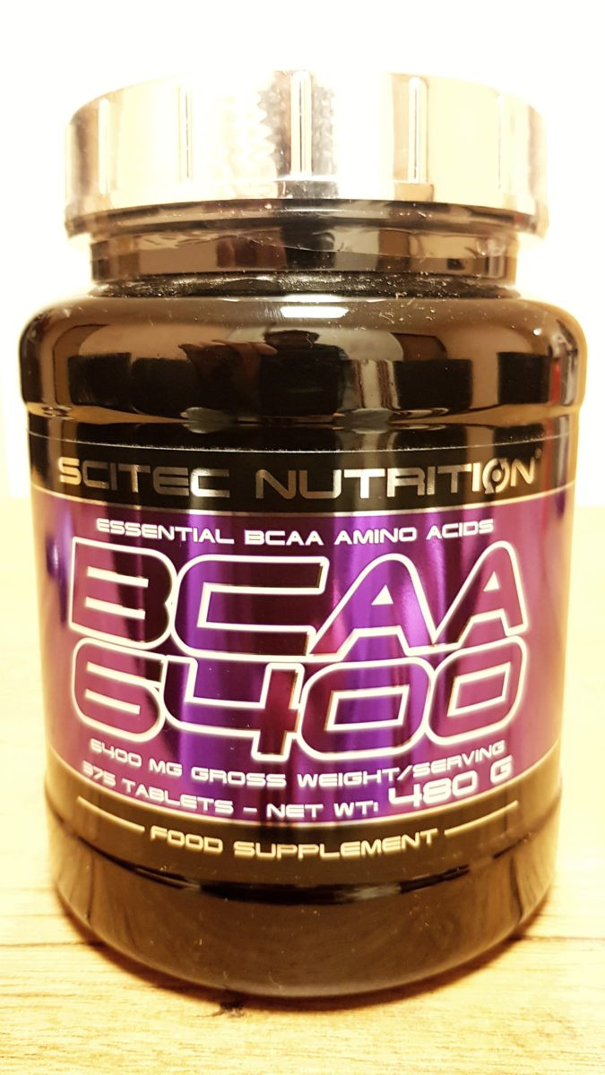 Co je BCAA - scitec nutrition