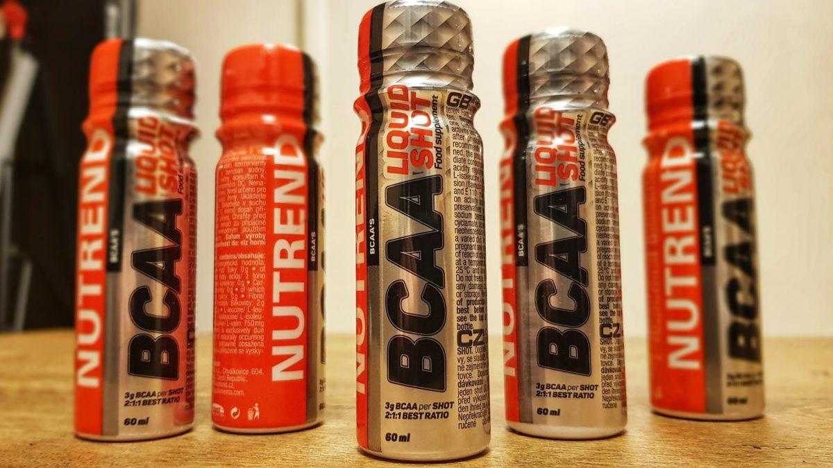 Nutrend shot BCAA